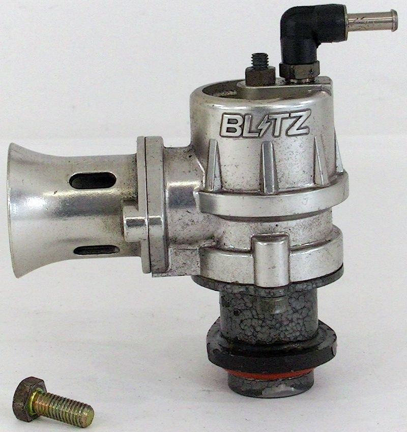 BLITZ SS Super sound BOV Blow off Toyota MR-2 MR2 Turbo SW20 3SG
