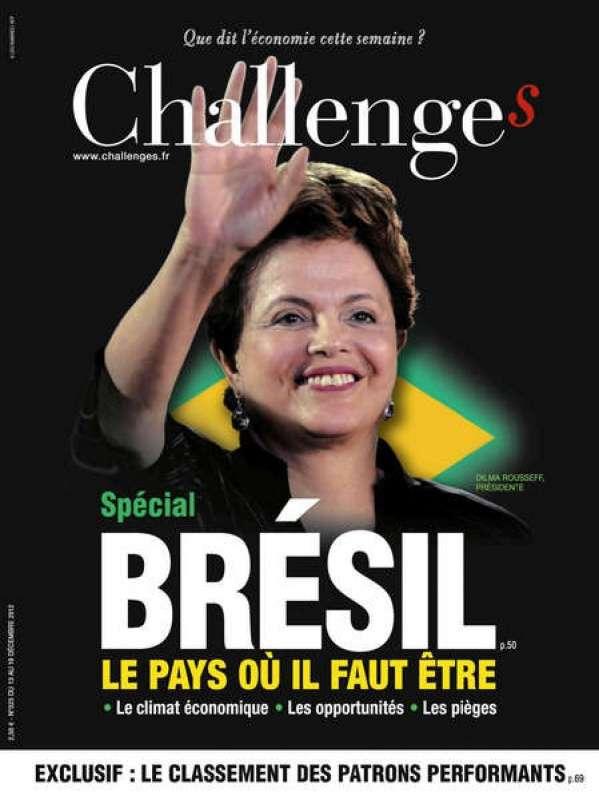 Challenges N°325 du 13 au 19 Décembre 2012